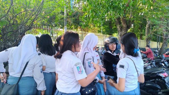 Senang Sudah Diterima Lewat SNMPTN, Ini Pesan Siswi SMAN 1 Semarang