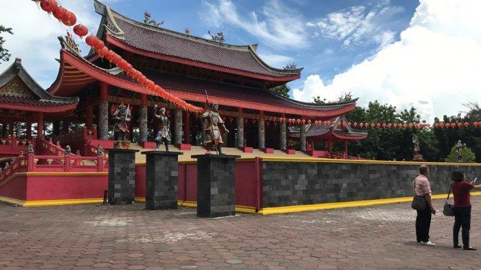 Berlaku Mulai 1 Februari, HTM Kelenteng Sam Poo Kong Semarang Menjadi Rp 12 Ribu