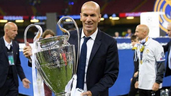 Ternyata Zidane Dapat Perlakuan 'Kejam' dari Real Madrid, Padahal Sudah Beri Belasan Trofi