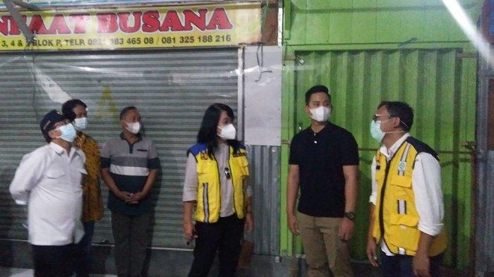 Dirjen Cipta Karya Minta Pemkab Kendal Benahi Kebersihan Pasar Pagi Kaliwungu