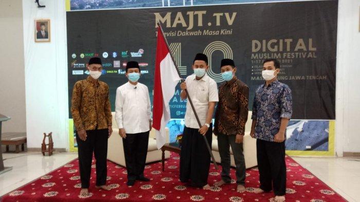 Kanwil Kemenag dan Prima DMI Jateng Bikin Gerakan Moderasi Beragama di Masjid