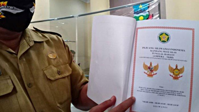 Kemunculan Ormas Kandang Wesi Tunggul Rahayu: Ubah Lambang Negara Indonesia dan Bikin Uang Sendiri