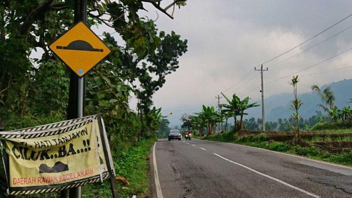 Jalur Cilukba Pemalang-Purbalinga, Pengguna Jalan Diminta Waspada Saat Melintas