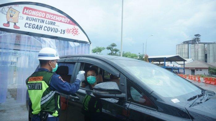 Hotline Semarang : Mohon Dilakukan Pengukuran Suhu di Ruang Pelayanan Dishub