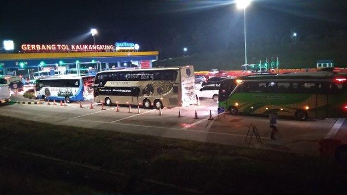 Info Penting, Besok Sistem One Way di Tol Cipali, Berlaku Hingga GT Kalikangkung Semarang