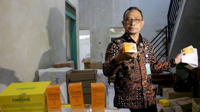 BREAKING NEWS : BPOM Semarang Gerebek Distributor Kosmetik Ilegal Senilai Rp 1,3 Miliar di Semarang