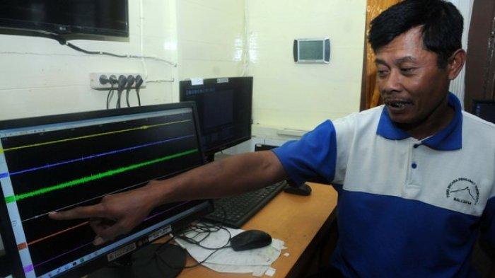 Aktivitas Gunung Merapi, BPBD Boyolali Minta Warga Sekitar Untuk Tenang dan Waspada