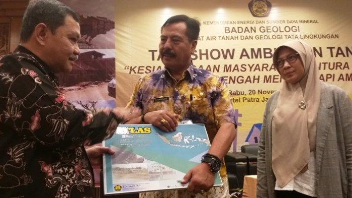 Silent Killer di Pesisir Utara Semarang Itu Bernama Amblesan