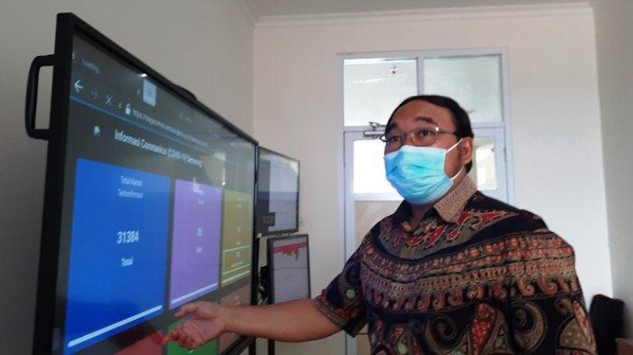 Kasus Covid-19 di Kota Semarang Meningkat, Dinkes Buat Pemetaan Ada 12 Klaster Baru