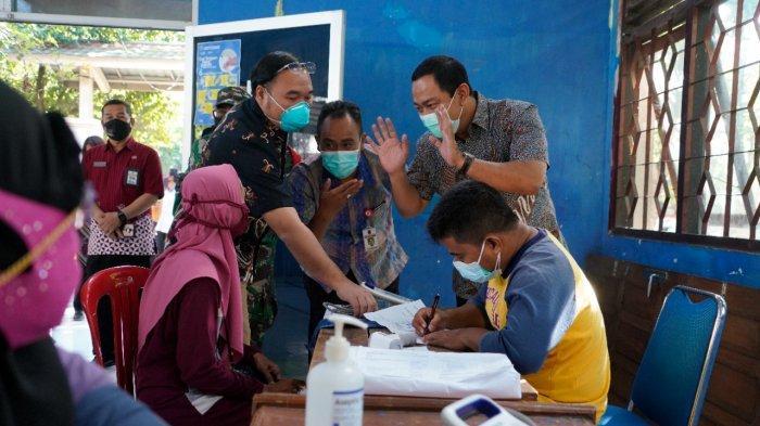 Semarang Hadapi Kendala Capai Target Vaksinasi Karena Dropping Tersendat