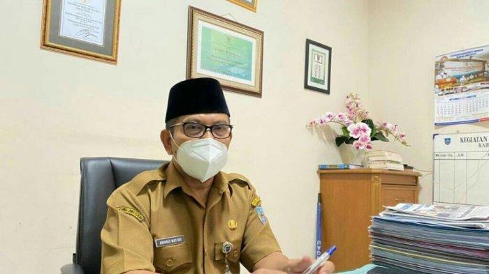 PTM di Kabupaten Tegal, Kepala Dinas Pendidikan: Kami Pantau Status Zona Merah Wilayah