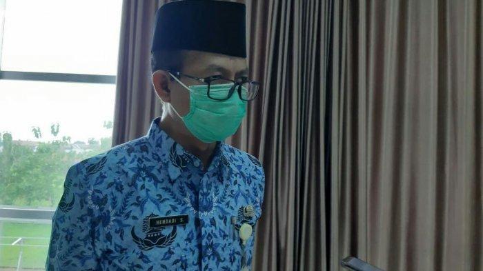Vaksinasi Covid-19 di Kabupaten Tegal Targetkan Profesi Pelayananan Publik, Wartawan Belum Termasuk