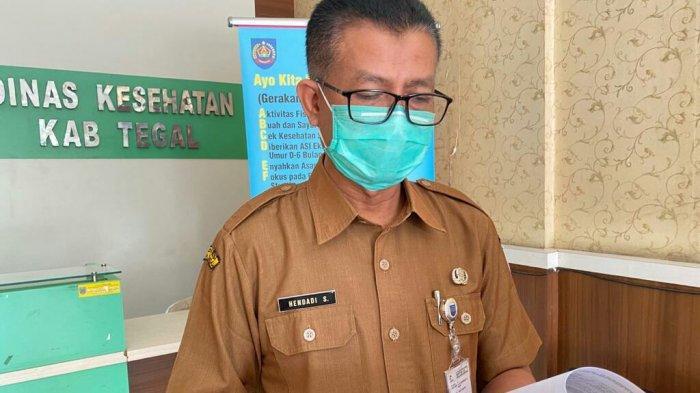 Kabupaten Tegal Masuk Zona Orange Penyebaran Covid-19, Terkonfirmasi Saat Ini  Ada 6.587 Kasus