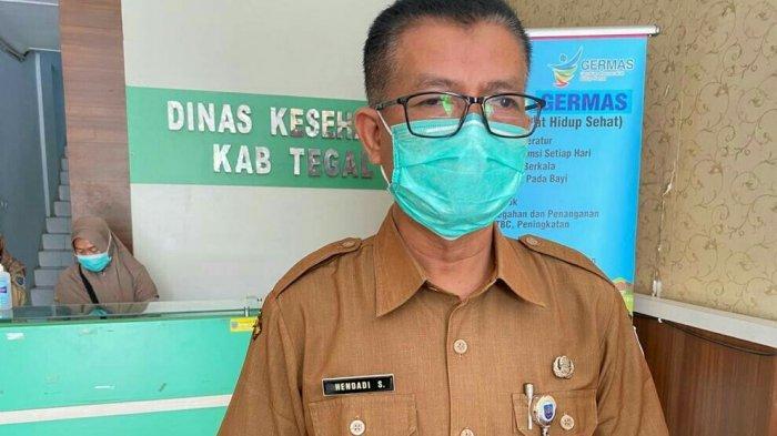 Proses Vaksinasi Covid-19 di Kabupaten Tegal Berlanjut, Sasar Lansia dan Petugas Layanan Publik.