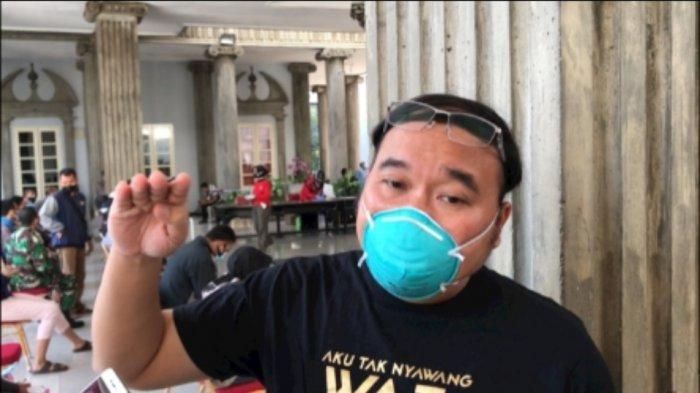 Konsumsi Oksigen di Kota Semarang Turun 60 Persen, Hakam : Jumlah Pasien Covid-19 Juga Menurun