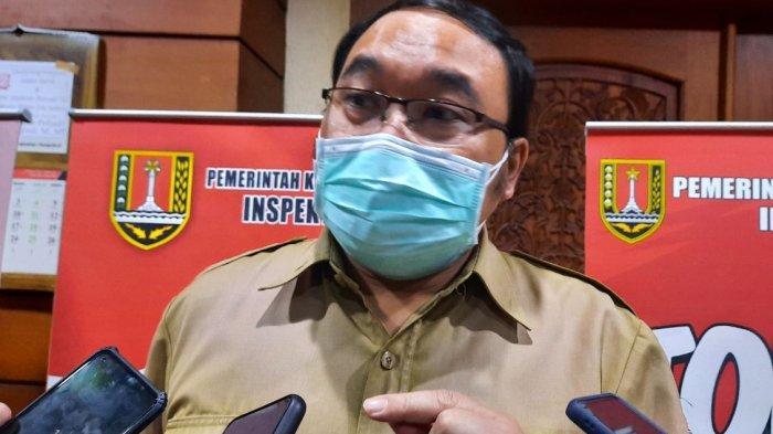 BREAKING NEWS: Kasus Covid-19 di Kota Semarang Turun, Okupansi Ruang Isolasi 44 Persen