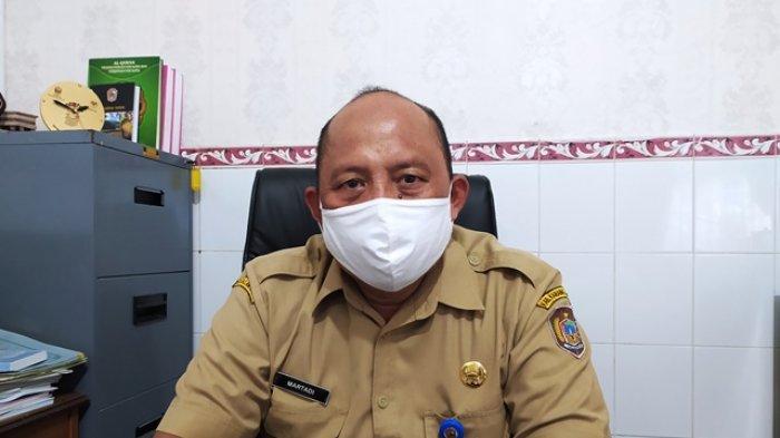 Kepala Disdagnakerkop Karanganyar Siapkan Sanksi kepada PKL yang Abai PPKM