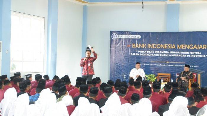 Bank Indonesia Ingin Pesantren Saling Berinteraksi dengan Ekonomi Syariah Secara Digital