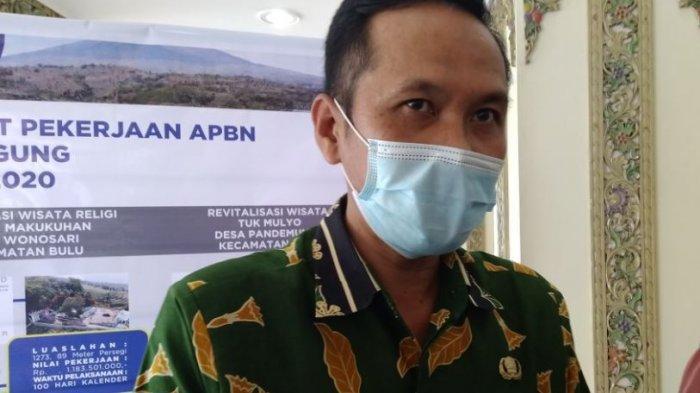 Kepala Dinas Pekerjaan Umum dan Penataan Ruang (DPUPR) Temanggung, Hendra Sumaryana.