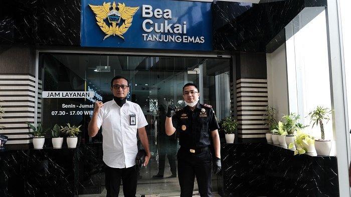 Terima Kunjungan CEO Pelindo III Regional Jateng, Perkuat Sinergi dan Inovasi di Masa Pandemi