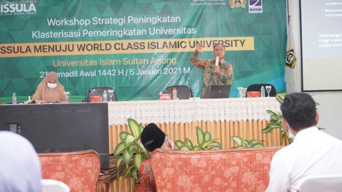 Workshop Unissula Semarang Bahas Strategi Cerdas Meningkatkan Peringkat Universitas