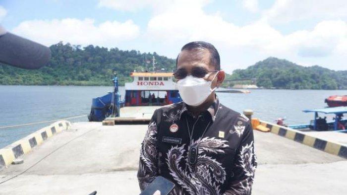Kemenkumham Jateng Lakukan Langkah Progresif Evakuasi Kapal Pengayoman IV di Perairan Nusakambangan