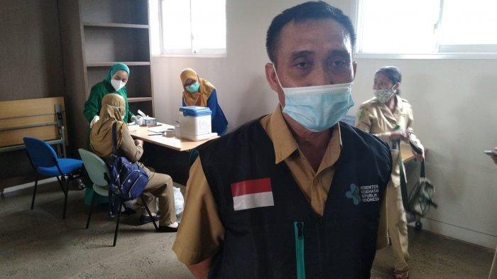 DKK Kudus Alokasikan 800 Vaksin Untuk Guru Jelang Ujian Tatap Muka
