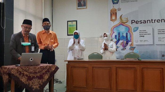 Masih Terdampak Pandemi, Pesantren Ramadhan SMP IT PAPB Digelar Online