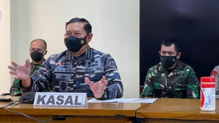 KSAL Gandeng SKK Migas untuk Angkat Badan Kapal KRI Nanggala dari Dasar Perairan Utara Bali