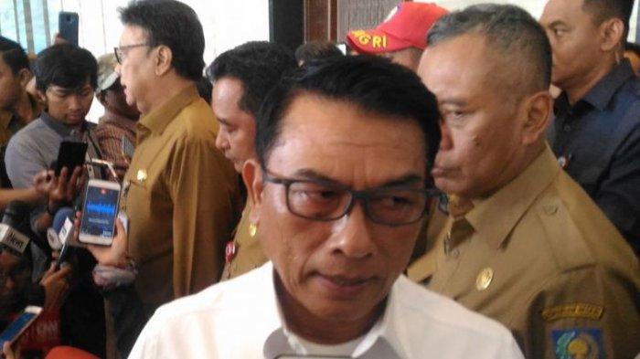 Karena Hal Ini, Moeldoko Yakin Elektabilitas Jokowi Naik Setelah Debat Kedua