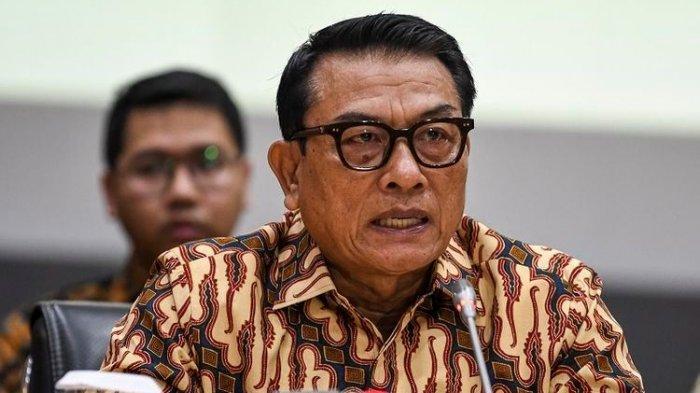 MotifBasmi Terduga Penghina Mantan Panglima TNIMoeldoko,Menuangkan Ide Ke Medsos
