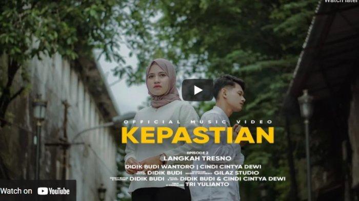 Chord Kunci Gitar Kepastian Didik Budi ft Cintya Dewi
