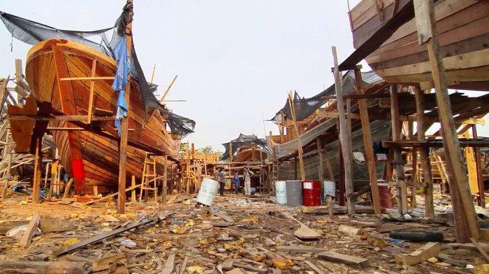 Bos Galangan Kapal Sambut Baik Wacana Pembangunan Eduwisata Bahari Kabupaten Batang