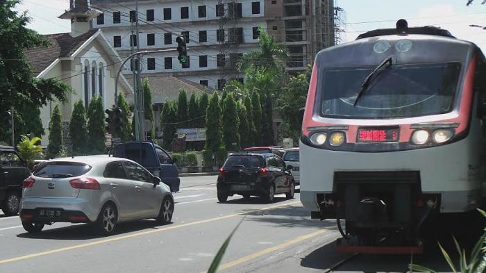 Pembangunan Jalur KA Stasiun Solo Balapan ke Bandara Adi Soemarmo Tak Pakai APBN