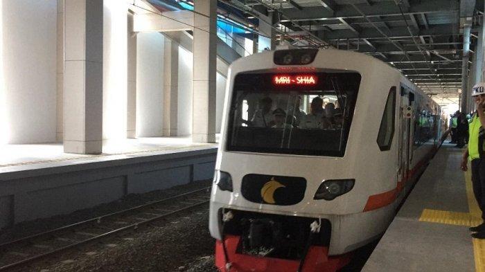 Warga yang Rumahnya Terkena Dampak Pembangunan Jalur Kereta Bandara akan Disewakan Hunian