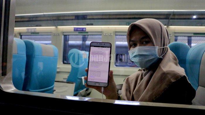 Tazkiyah Duduk Sendirian dalam Gerbong KLB Surabaya-Semarang, Wajib Bawa Surat Tugas Kantor - kereta-luar-biasa-kai-3.jpg