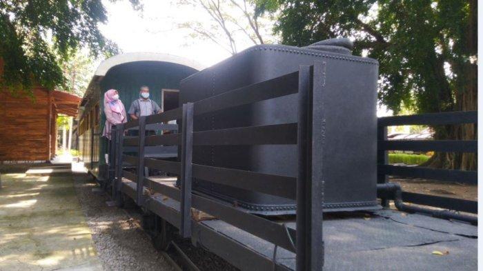 Nikmati Sensasi Menumpang Kereta Tua di Loco Tour Cepu