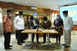 Unissula Gandeng Bawaslu Jateng Tingkatkan Literasi Perpustakaan