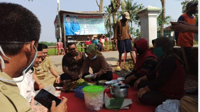 Desa Jagung Terima Bantuan Pembangunan Irigasi