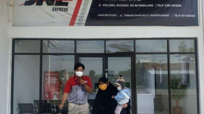 Netizen Ketiban Rezeki Hewan Kurban dari JNE