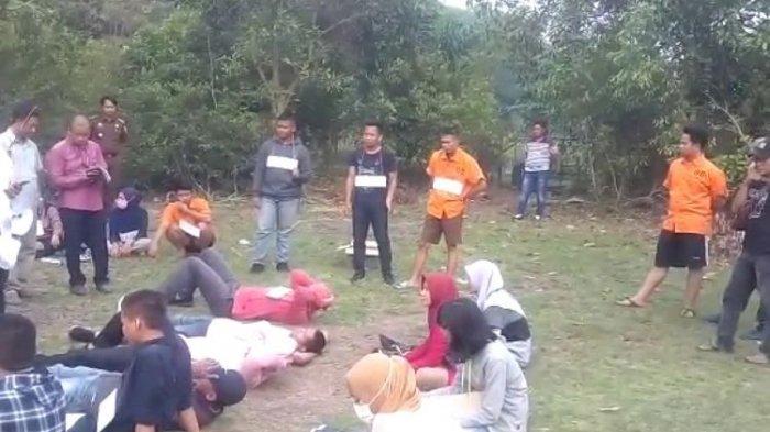 Tewas Dianiaya 3 Senior, Kemaluan Mahasiswa Unitas Palembang Sempat Ditendang, Kaki Diikat Tambang