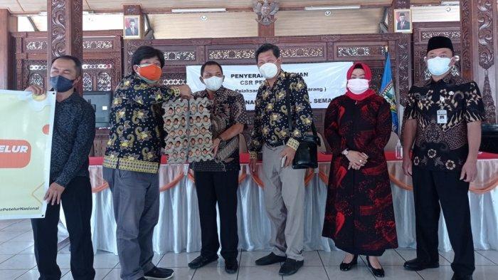 Asosiasi Peternak Bantu 1,5 Ton Telur untuk Nakes di Kabupaten Semarang