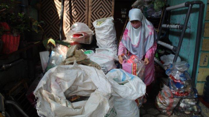 Cerita Emak-emak Penggiat Sampah Resik Becik Semarang, Sebulan Himpun 700 Kg Sampah Rumah Tangga