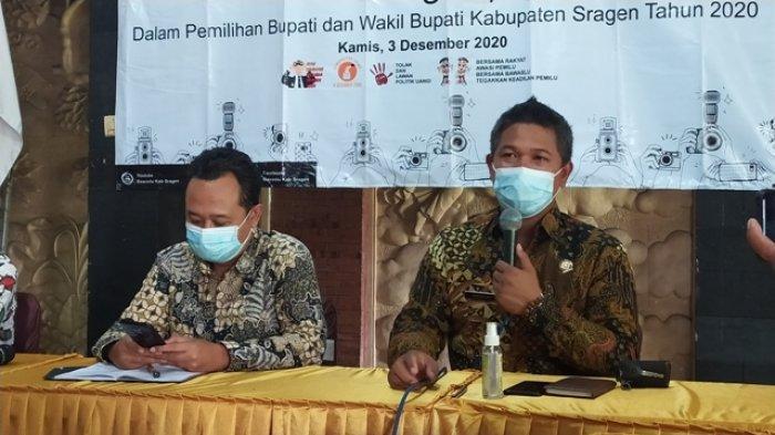 Bawaslu Sragen Siap Kawal Pelaksanaan Pemungutan dan Penghitungan Suara Pilkada 9 Desember