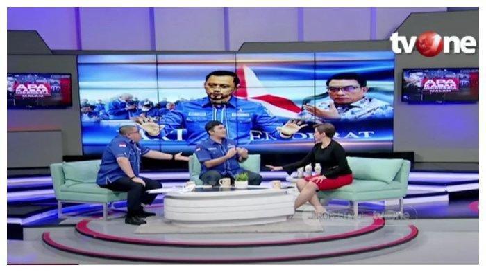 Bertemu dalam 1 Acara Demokrat AHY dan Moeldoko Cekcok, Bicara Soal Bersih-bersih Lemak