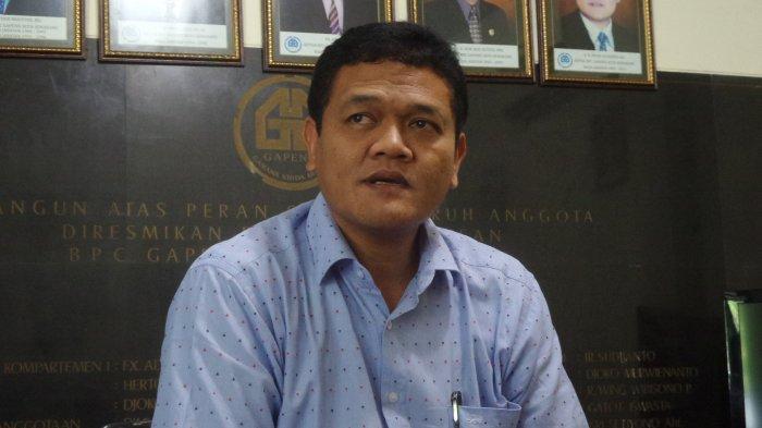 Ketua Gapensi Kota Semarang Minta Pemkot Tindak Tegas Kontraktor Nakal