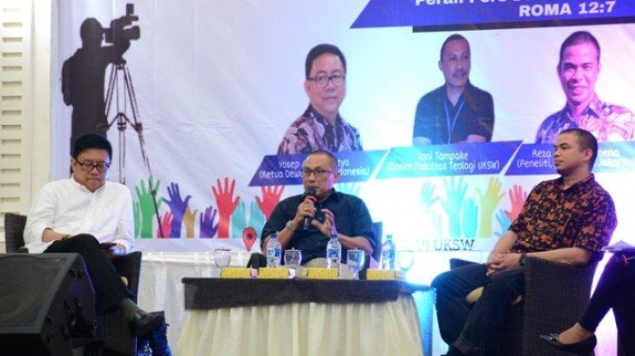 Dewan Pers Sebut Ada 47.000 Media Cetak dan Elektronik di Indonesia Belum Terverifikasi