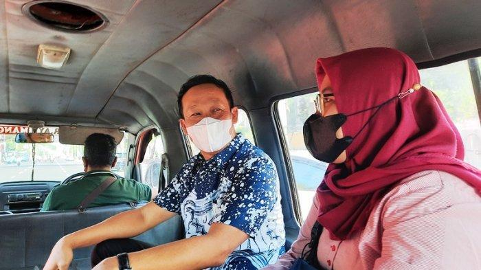 Hari Transportasi Umum, Ketua DPRD Kota Semarang Pilih Naik Angkot ke Kantor, Cerita Pengalamannya