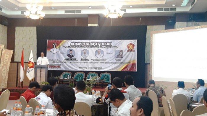 Kader Partai Gerindra Kota Semarang Enggan Ikut Kontestasi Pilwakot 2020