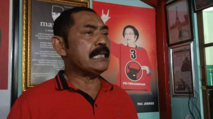 Rudy Ketua DPC PDIP Solo: Saya Justru Sangat Mendukung Teman-teman yang Disebut Celeng